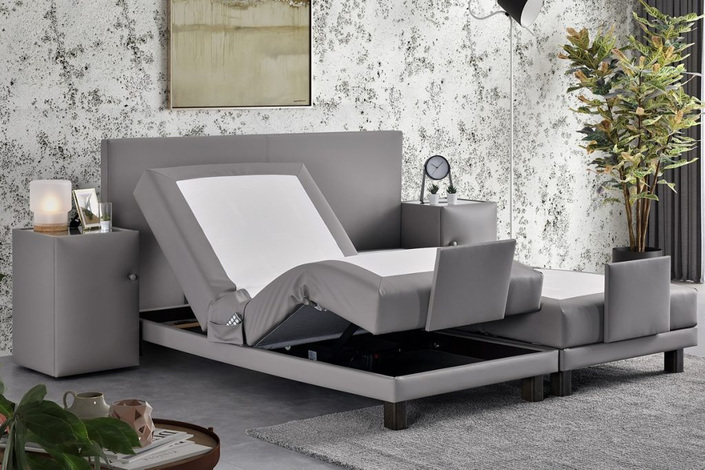 Boxspring Sleeptherapy luxe bed