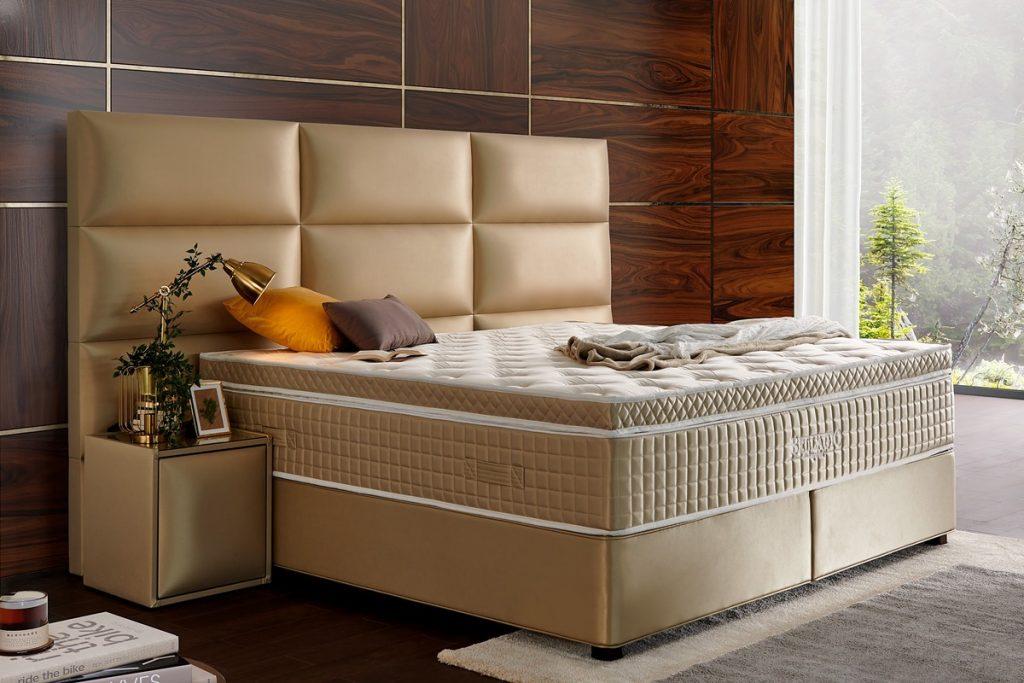 Boxspring bed Sleeptherapy