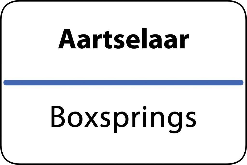 Boxsprings Aartselaar