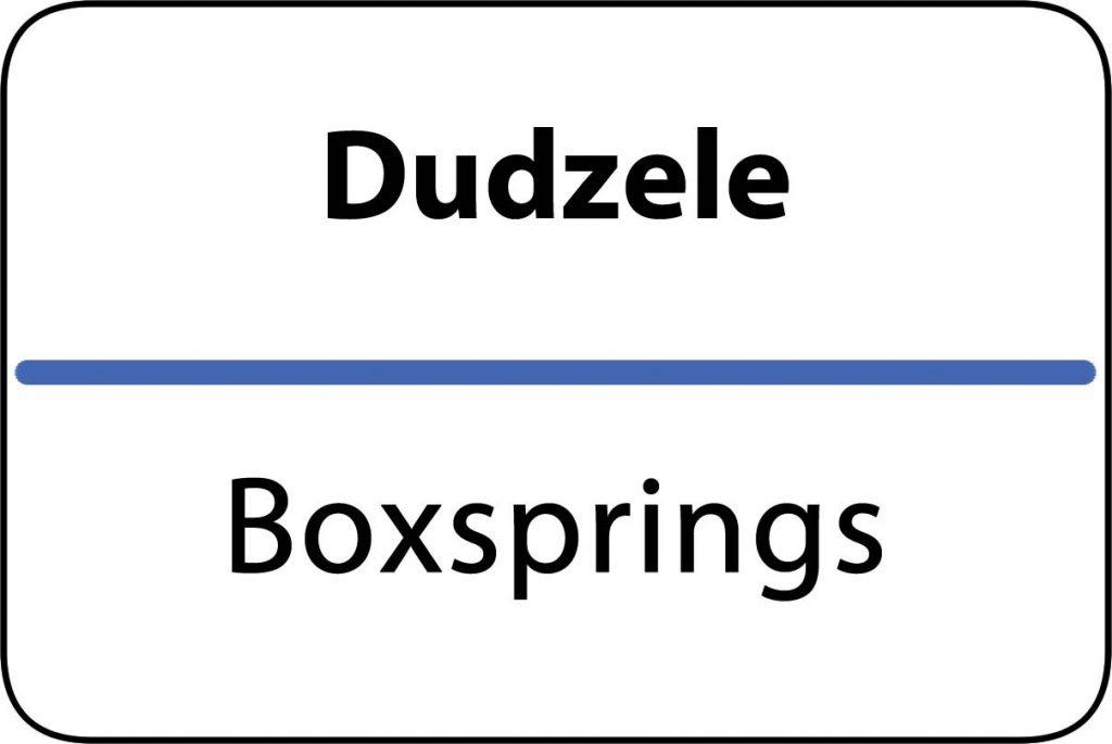 Boxsprings Dudzele