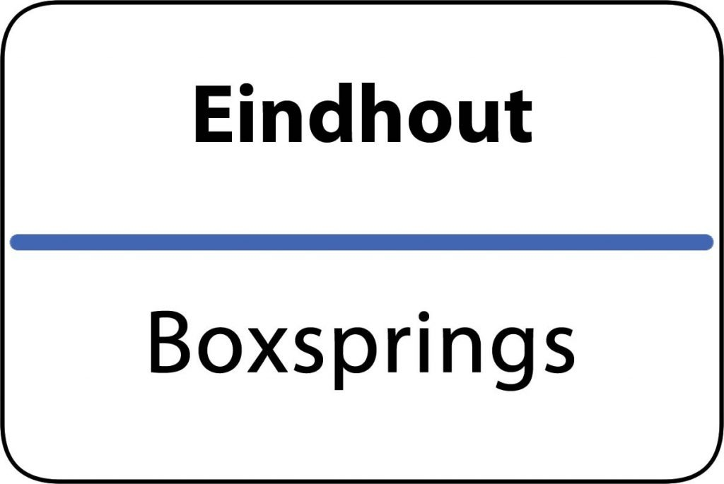 Boxsprings Eindhout