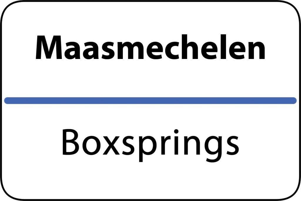 Boxsprings Maasmechelen