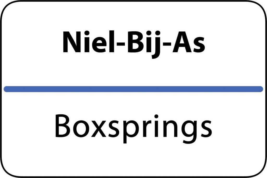Boxsprings Niel-Bij-As