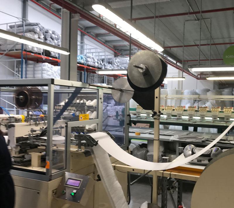 boxspring met matras tegen rugpijn en rugklachten fabriek sleeptherapy